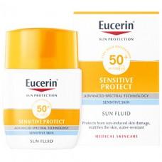 Eucerin 69767 ОйлКонтрол солнцезащитный гель-крем для лица мат. эфф. SPF50+