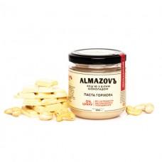 Паста ореховая Кешью с белым шоколадом 200г ALMAZOVЪ