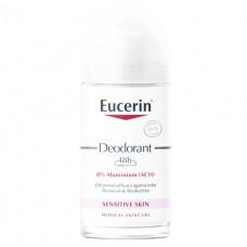Eucerin 63164 Антиперспирант шариковый для гиперчувствительной кожи 50мл