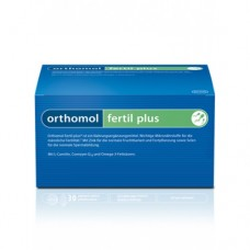 Ортомол Orthomol Fertil Plus - восстановление репродуктивной функции 90 дней