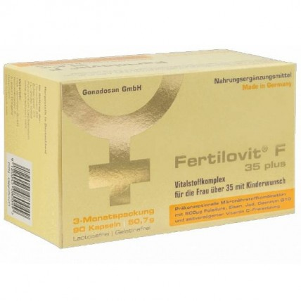 Фертиловит | FERTILOVIT F35 Plus  капс. №90